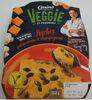 VEGGIE et gourmand hachis potimarron et champignons - Product
