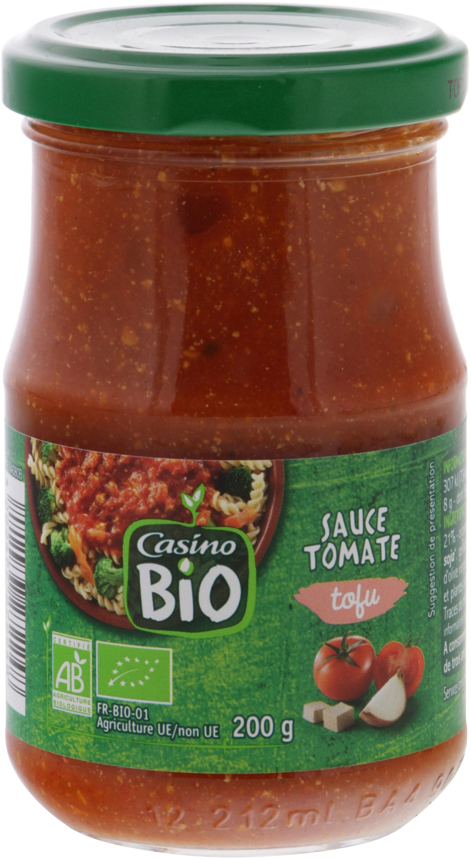 Sauce au tofu BIO - Product