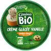 Crème glace vanille cookie dough* (*pâte à cookie) Bio - Product