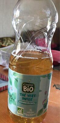 Thé vert infusé - Prodotto - fr
