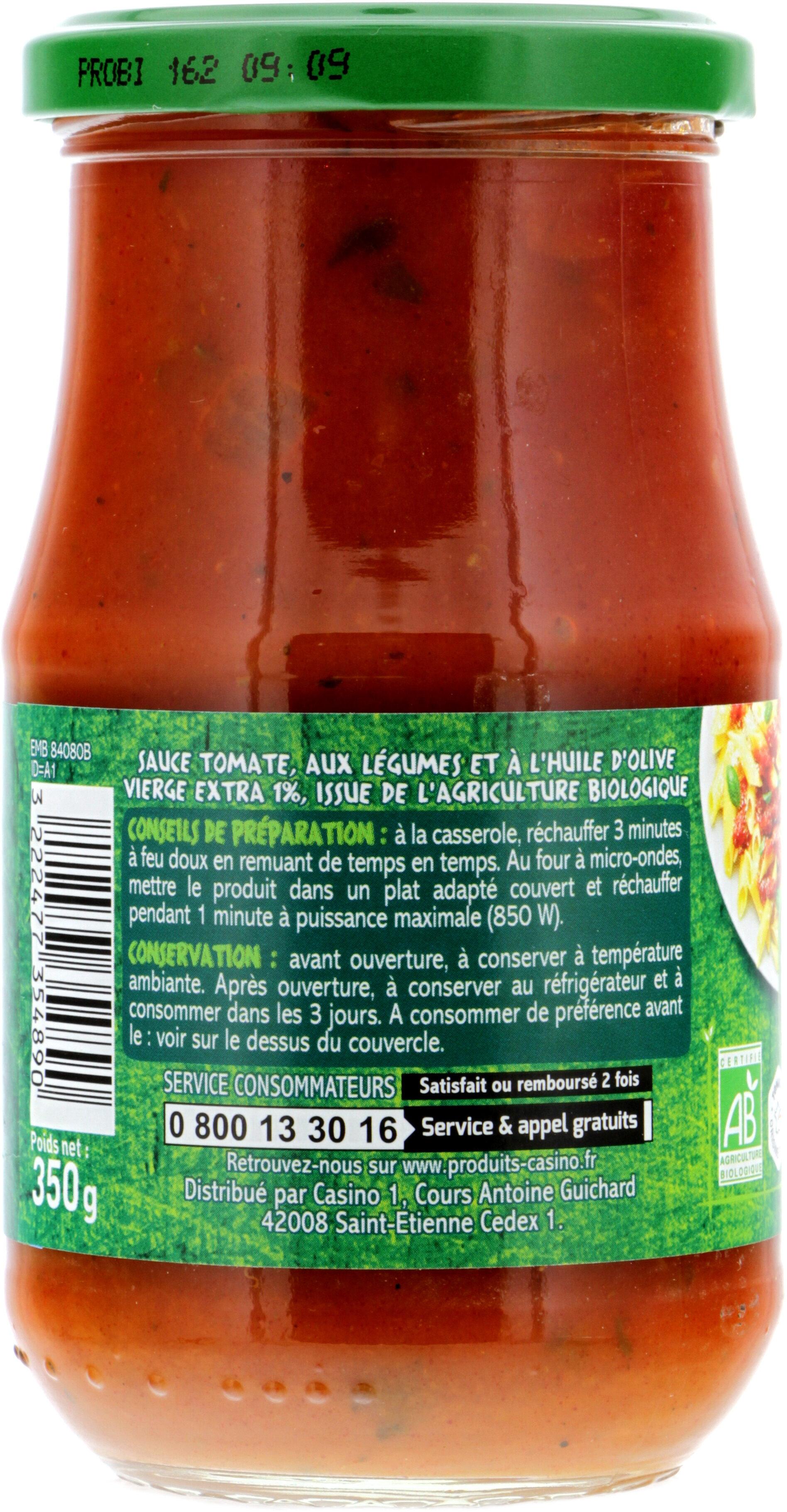 Sauce tomates provençale - Product