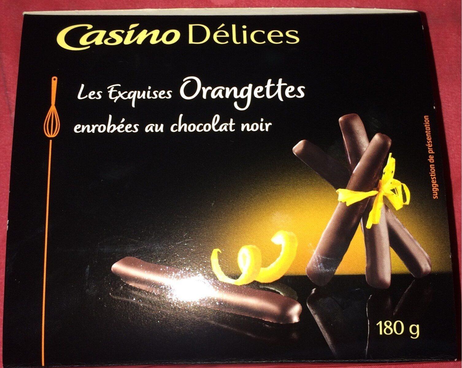 Les Exquises ORANGETTES - Product