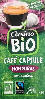 Café capsules Honduras - Product - fr