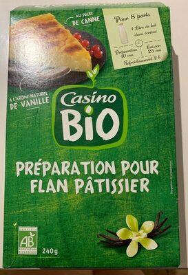 Preparation pour flan patissier - Produkt