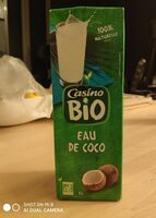 Eau de coco - Produit - fr