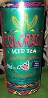 Colorado Ice Tea -peach / Menthol - Mint Peach Typhoon - Product - fr