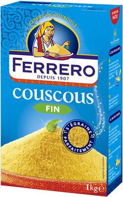 Couscous Grain Fin - Product - fr