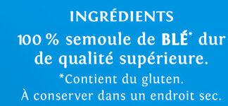 Couscous Grain Fin - Ingredients - fr