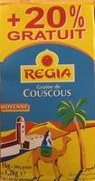 Graine de couscous moyenne - Produit - fr