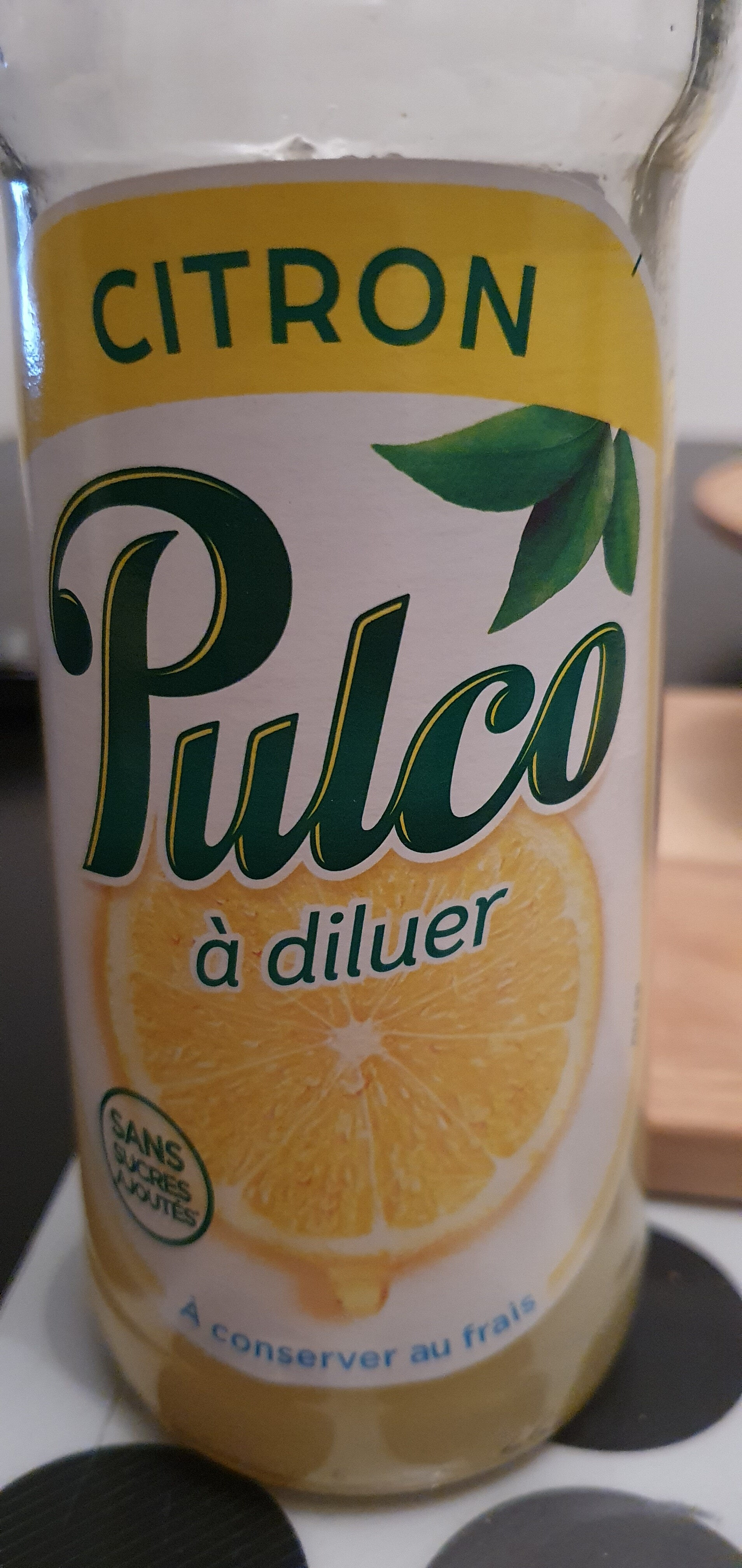 pulco citron - Product - fr