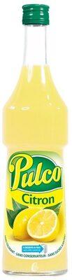 Pulco Citron - Prodotto - fr