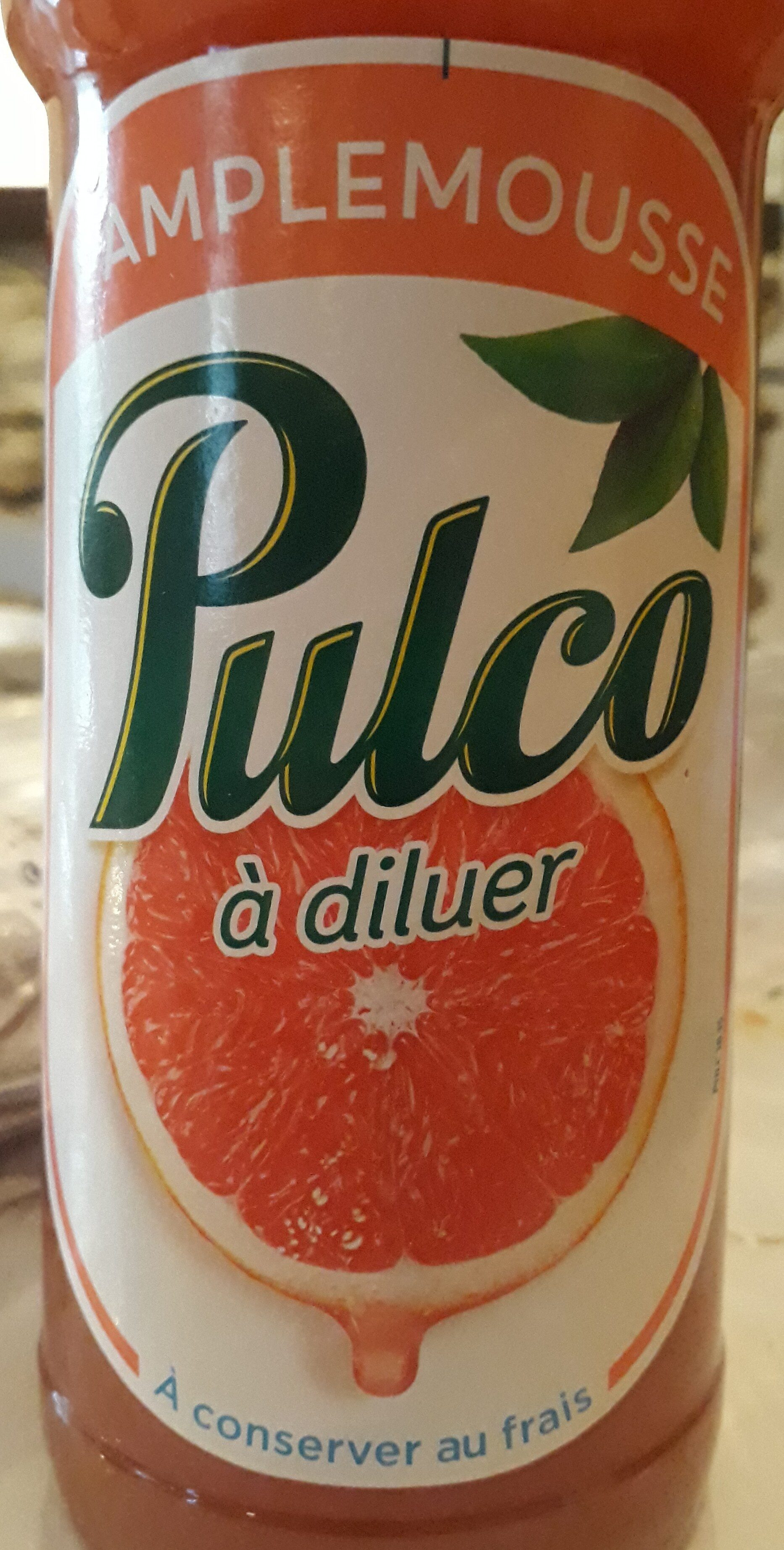 Pulco Pamplemousse à diluer - Product