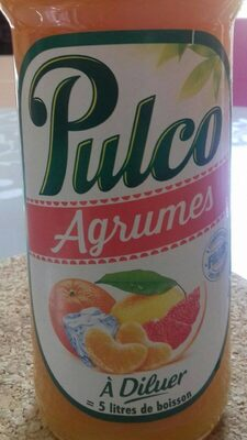 Pulco Agrumes à diluer - Product - fr