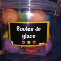 Seau Boules de Glace - Product