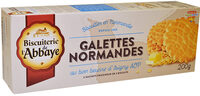 Galettes Normandes - Product - fr