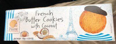 Palet croquant noix de coco - Product - fr