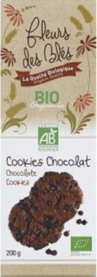 Cookies Chocolat - Product - fr