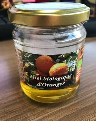 Miel biologique d'Oranger - Product - fr