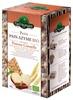 Petit Pain Azyme biologique Pomme&Cannelle Paul Heumann - Product