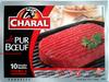 Le Pur Bœuf - Steaks hachés surgelés - Product