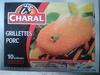 Grillettes de Porc - Product