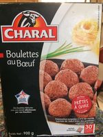 Boulettes au boeuf - Produit - fr