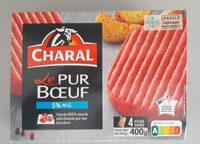 Le Pur Bœuf 5% de M.G. - Produit - fr