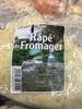 Râpé du Fromager - Product