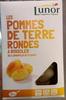 Les Pommes de terre rondes à rissoler - Produit