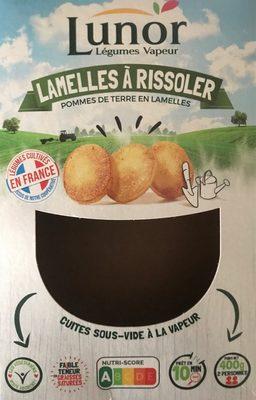 Pommes de terre en lamelles à rissoler - Product