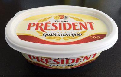 Beurre gastronomique doux - Product