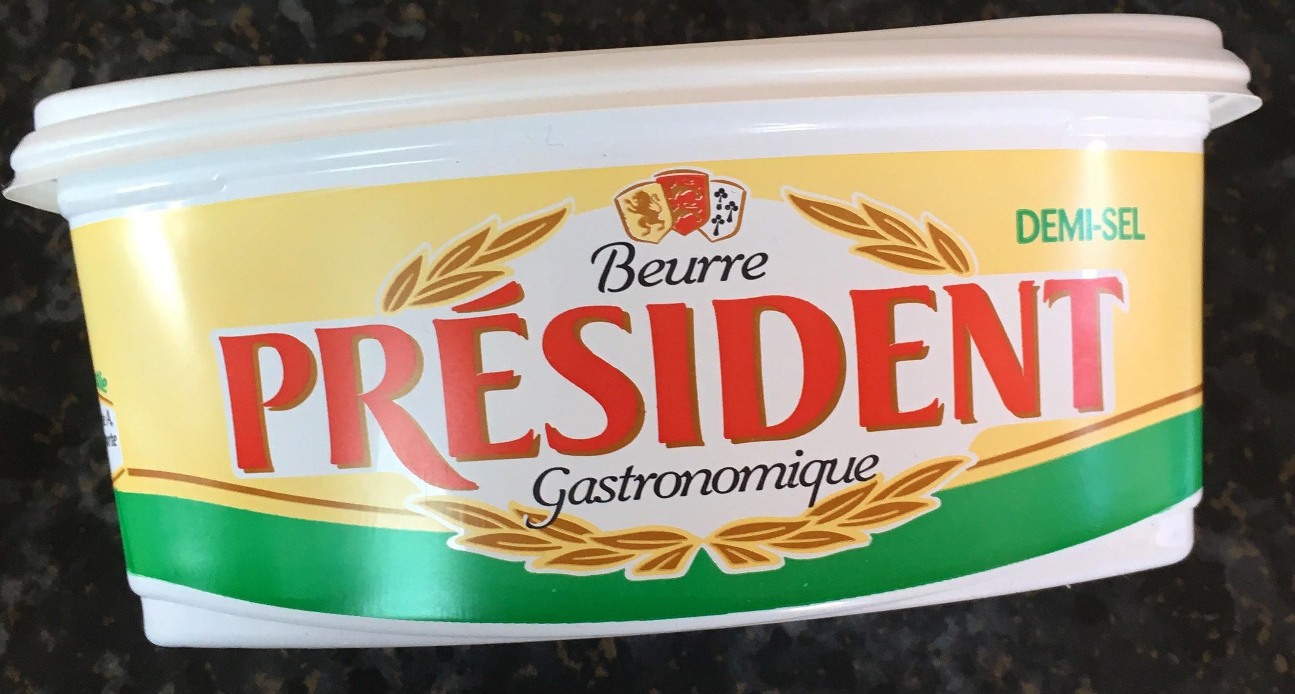 Beurre Gastronomique - Produit - fr