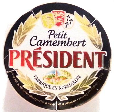 Petit Camembert (20% MG) - Produit - fr