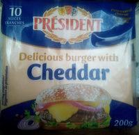 F.fondu Hamburger - Produit - fr