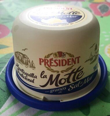 Meer Salz Butter - Producto - es