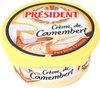 Crème de camembert à tartiner - Produkt