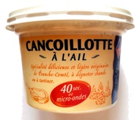Cancoillotte à l'Ail (9 % MG) - Product