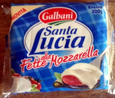 Fette alla Mozzarella - 8 tranches - Product