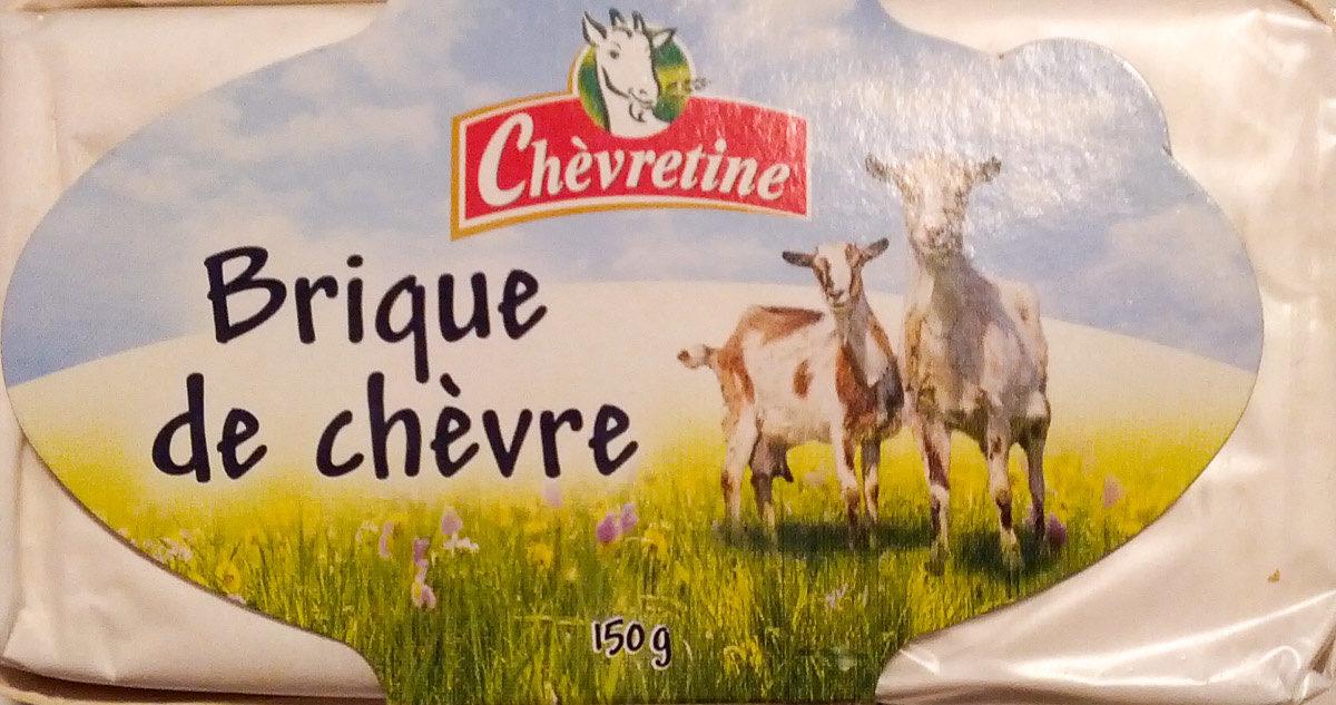 Brique de chèvre - Product