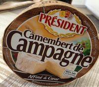 Camembert de campagne - Product