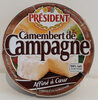 Camembert de campagne - Product