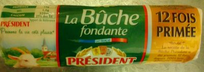 La Bûche fondante - Produkt - fr