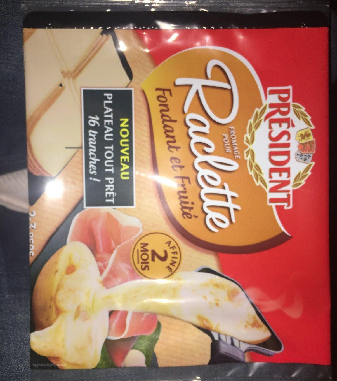 Fromage pour raclette - Produit - fr