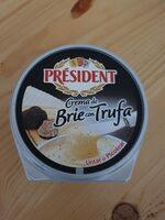 Brie à la truffe - Produit - fr