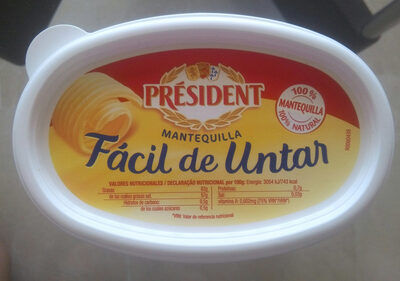 Beurre Tendre - Produit - fr