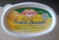 Beurre tendre demi-sel - Producto