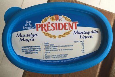 Manteiga magra - Produto - pt
