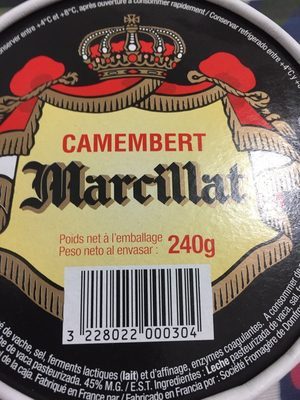 Camembert - Producte