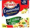Emmental Râpé Fondant (29 % Mat. Gr.) - Produit