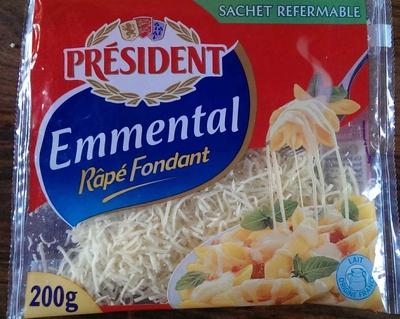 Emmental Râpé Fondant (29% MG) - Produit - fr